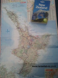הכל התחיל במפה הזו